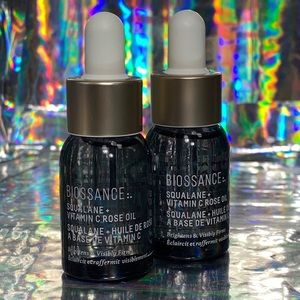 One 12mL! Biossance Squalane Vitamin C Rose Oil 😲